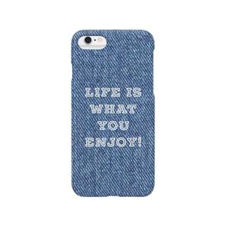 デニム1号 Smartphone cases