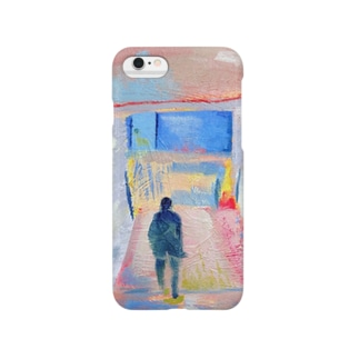 Nakazakicho-Subway Smartphone cases