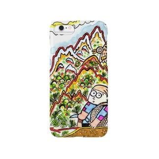 山旅漫画(2)  Smartphone cases