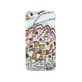 山旅漫画(3) スマートフォンケース
