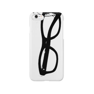 メガネ男子 Smartphone cases