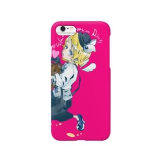 【版権】オリジナル鏡音リン Smartphone cases