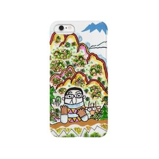 山旅漫画(4) Smartphone cases