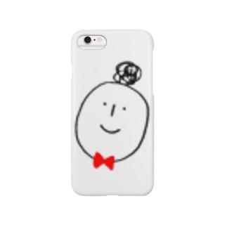 まち子さん Smartphone cases