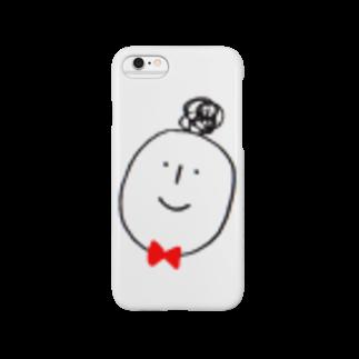 gnoのまち子さん Smartphone cases