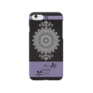 Amor(プリンセスパープル):iPhone6 Smartphone cases