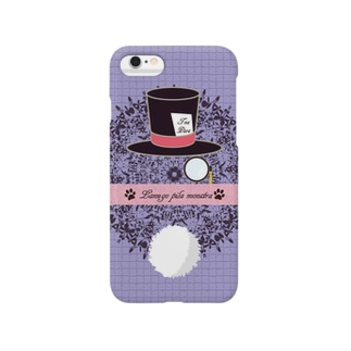 Monstra(アリスパープル) Smartphone cases