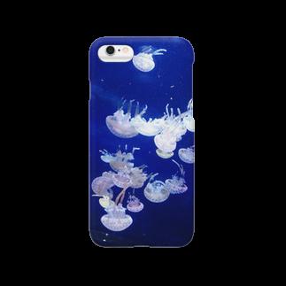 ゆる友梨のクラゲ Smartphone cases