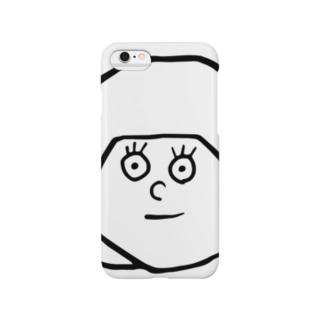 みんなのよしこ Smartphone cases