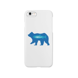 食物連鎖(北極) Smartphone cases