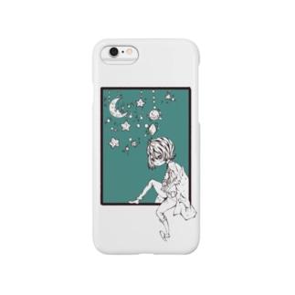 ひととき Smartphone cases