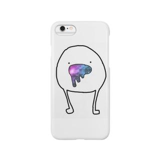 おくちのなかがギャラクシー Smartphone cases