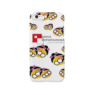 ハンプティージオミック Smartphone cases