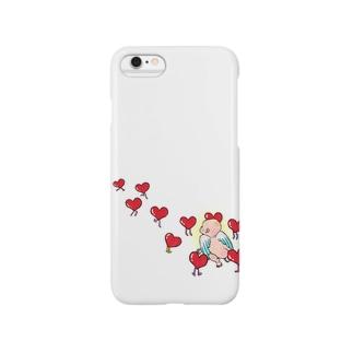 ハートからの祝福 Smartphone cases