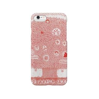 おおきな空 おおきな木 おおきな海 Smartphone cases