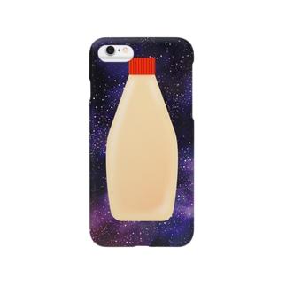スペースマヨネーズ Smartphone cases