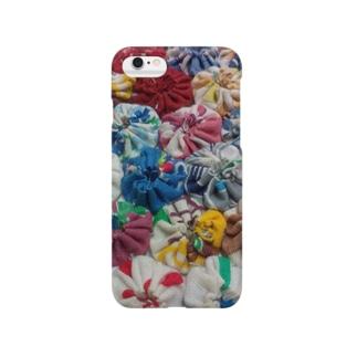 ヨーヨーキルト Smartphone cases