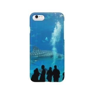 ジンベイ&ジンベイ Smartphone cases