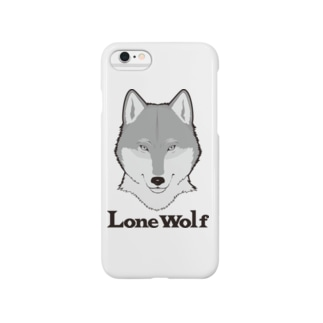 LONE WOLF Smartphone cases