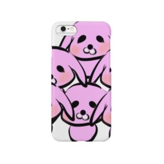 ウサギ隊 Smartphone cases