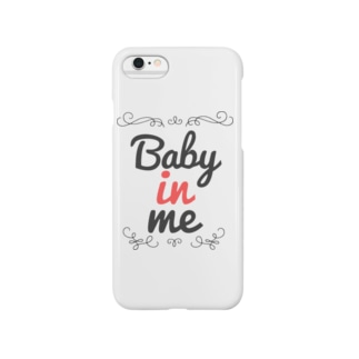 Baby in me Smartphone cases