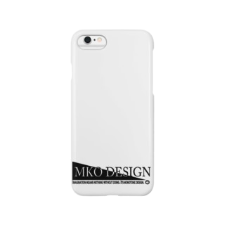 MKOロゴ00 Smartphone cases