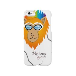 猿人ミラーサン Smartphone cases