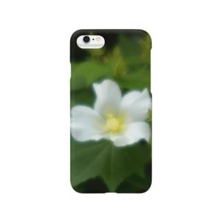 芙蓉 DATA_P_130 Confederate Rose ハスの花の古名 Smartphone cases