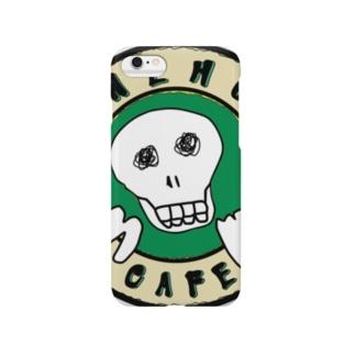 ほねほねカフェ Smartphone cases