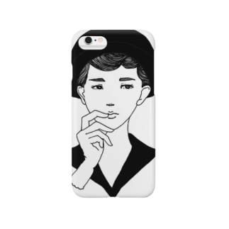 悩む Smartphone cases