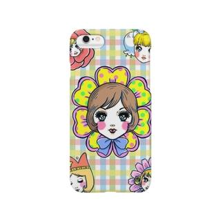 花少女1 スマートフォンケース