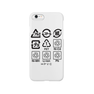 Recycle Smartphone cases