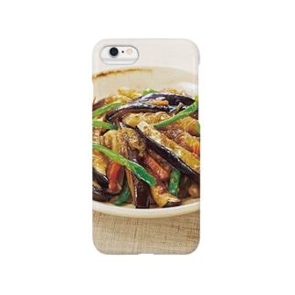 麻婆茄子 Smartphone cases