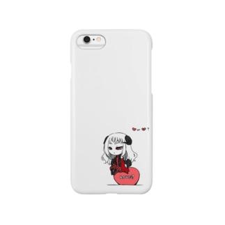 愛?それとも・・・ Smartphone cases