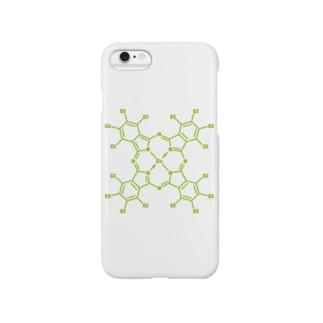 Phthalocyanine_G Smartphone cases