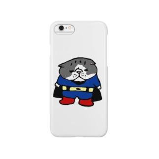 スーパーニャン Smartphone cases