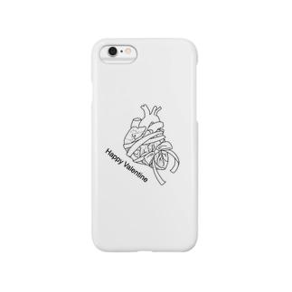 心臓バレンタイン Smartphone cases