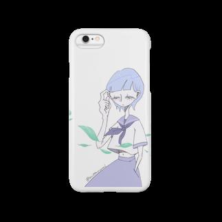 スズリ ジャパンの夏のにおい Smartphone cases