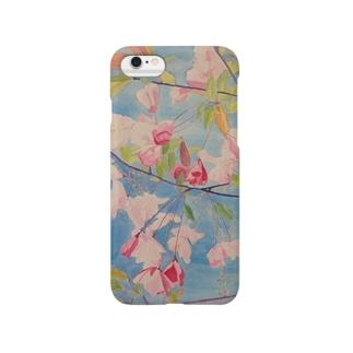Elegance in Pink  Smartphone cases