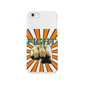 ワンパーンチ Smartphone cases