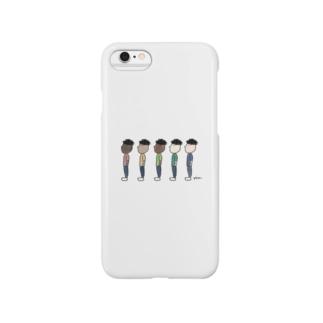 色 いろいろ Smartphone cases