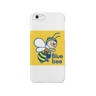 みつばち Smartphone cases