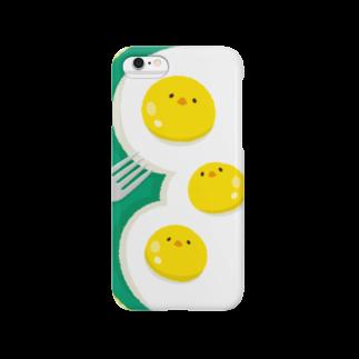 Egg スマートフォンケース