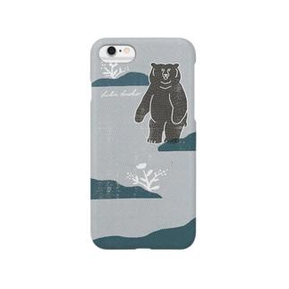 ヒグマ Smartphone cases