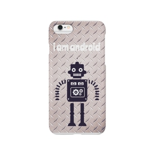 androidデザイン Smartphone cases