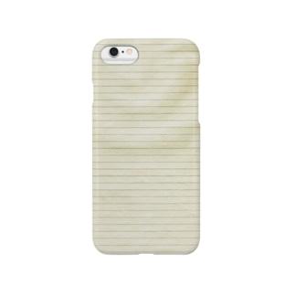 便箋 Smartphone cases