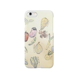 野菜生活 Smartphone cases