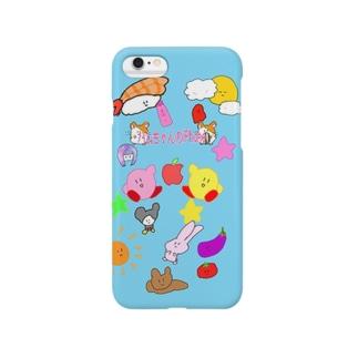 ハムちゃんのiPhone Smartphone cases
