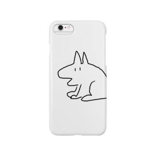 いぬ Smartphone cases