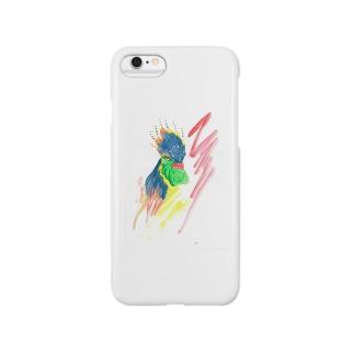 軍鶏 Smartphone cases